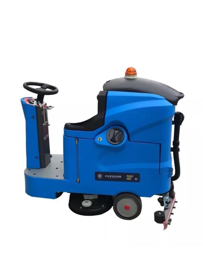清洁设备,驾驶式洗地机