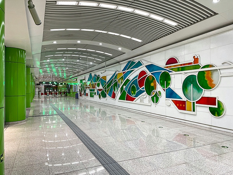 北京地铁8号线,大红门南站