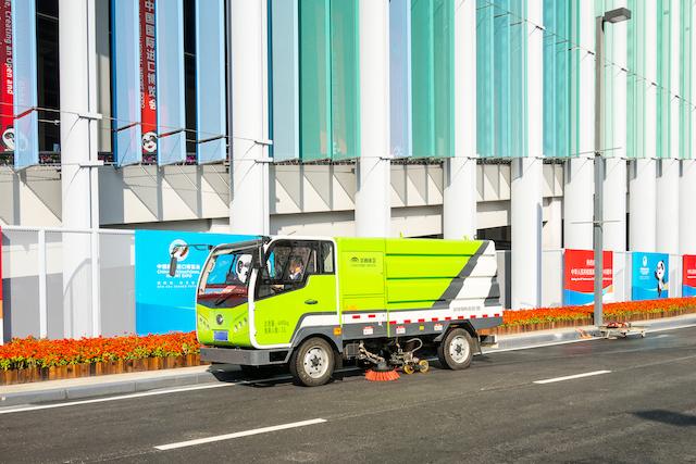 清扫车,北京保洁公司