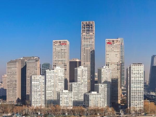 美汐清洁丨北京PICC大厦石材护理项目案例