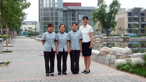 美汐保洁服务公司