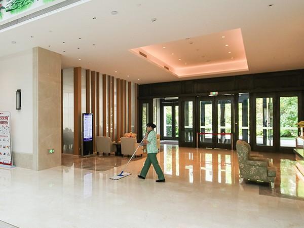 酒店/宾馆保洁