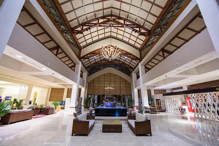 星光梅地亚酒店石材护理