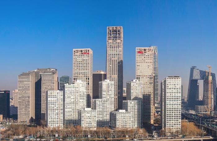 北京PICC大厦石材护理项目
