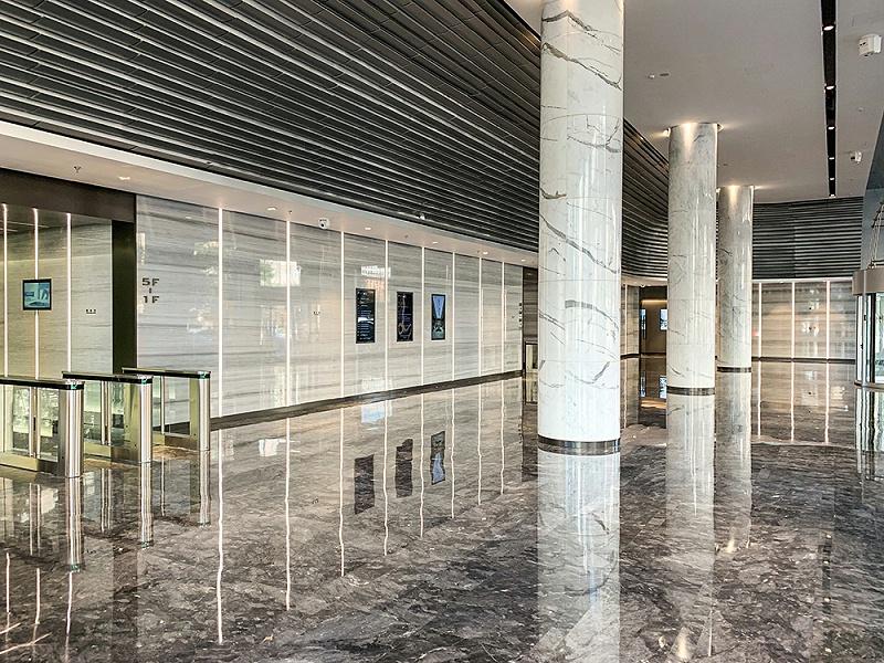 中海联合办公,中海财富中心写字楼